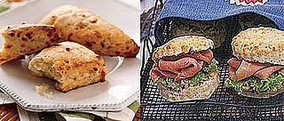 Easy and Expert Recipes for Cheddar Scones