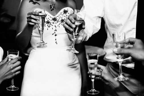 What have you done to cut back on wedding drink costs?