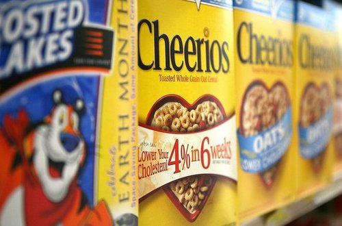 FDA: Packaged Foods' Health Claims Make Them Drugs