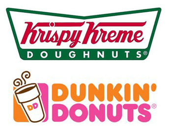 National Donut Day Giveaways at Krispy Kreme and Dunkin' Donuts