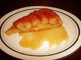 Caramalized Banana Tart (Tart Tatin)