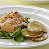 Fast &amp; Easy Dinner: Warm Salmon Salad With Crispy Potatoes