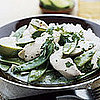 Fast &amp; Easy Dinner: Coconut Chicken With Snow Peas