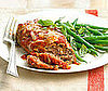 Fast &amp; Easy Dinner: Mini Meat Loaves With Green Beans