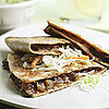 Fast & Easy Dinner: Barbecue Portobello Quesadillas