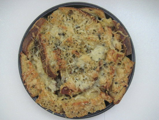 Gruyere Gratin with Thyme
