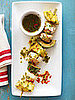 Fast &amp; Easy Dinner: Pineapple and Scallop Skewers