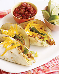Fast & Easy Dinner: Chicken Fajitas