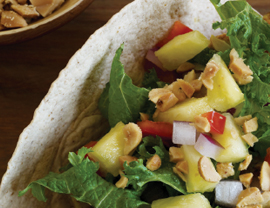 Fast & Easy Dinner: Jamaican Curried Tempeh Tacos