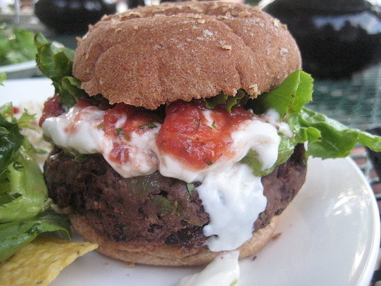 Black-Bean Burgers