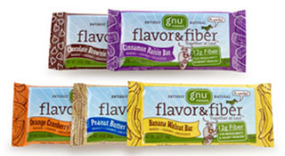 Review of Gnu Flavor & Fiber Bars