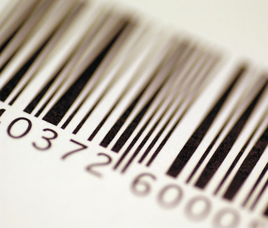 Bar Codes Are Your Friends