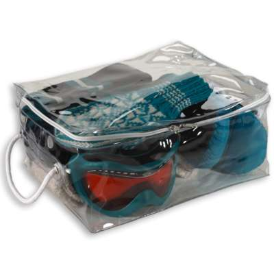 Plastic, Weatherproof Bag
