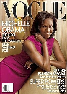 Photos: Michelle Obama Vogue Cover, Michelle Obama in Vogue