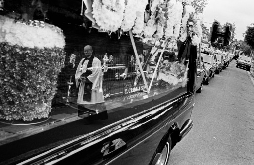 If a funeral procession passes you on Friday the 13th, you will be the next to die, so goes the myth.