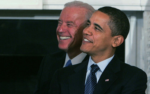 Briefing Book! Obama Passes Stimulus to Biden