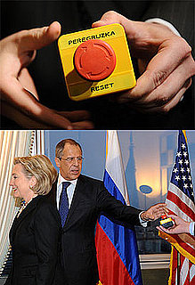 Hillary Clinton Gives Russia Reset Button With Translation Error
