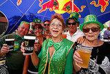 Auckland, New Zealand celebrates!