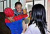 Week in Weird News: Spider-Man Saves Boy in Thailand