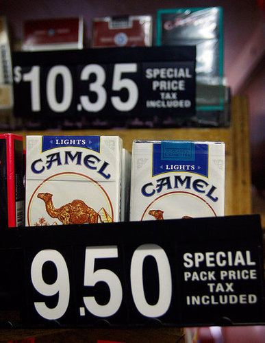 US Tries to Smoke Out Tobacco With Largest Tax Increase Ever