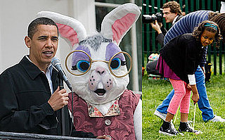 Obamas Keep Easter Rolling at the White House