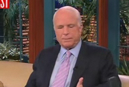 Video of McCain Dissing Sarah Palin on The Tonight Show
