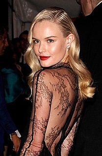 Kate Bosworth's Hair and Makeup at the Met's Costume Institute Gala