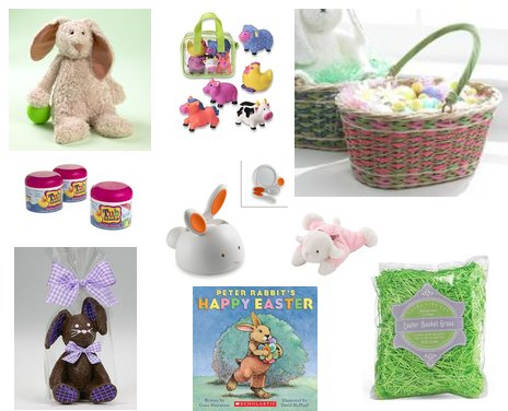 Plan Ahead For the Perfect Easter Basket