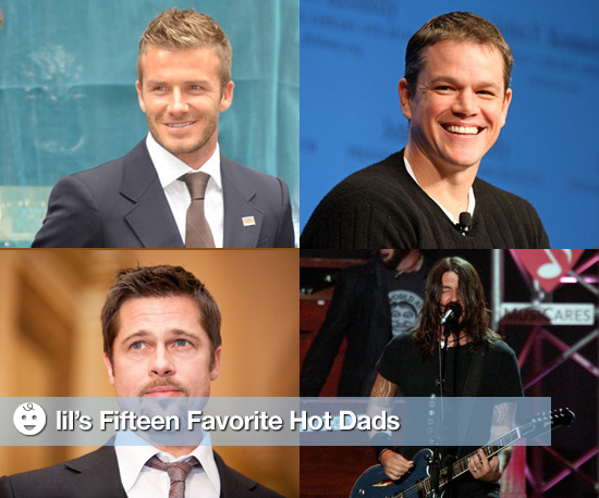 Hot Hollywood Dads