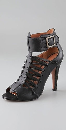 Elizabeth and James Luella High Heel Gladiator Booties
