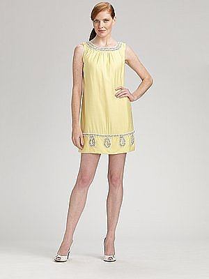 Lilly Pulitzer Jubilee - Elias Vintage Shift Dress