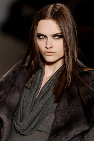 Fashion Week Trend Alert: Dark Beauties