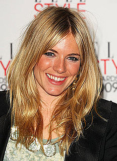 Sienna Miller New Face of Boss Women's Fragrance