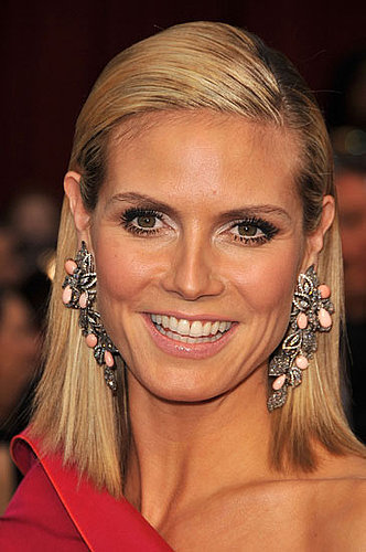 Heidi Klum at the 2009 Oscars