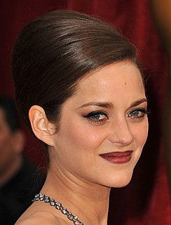 Marion Cotillard at Oscars 2009: Photo of Hair and Makeup