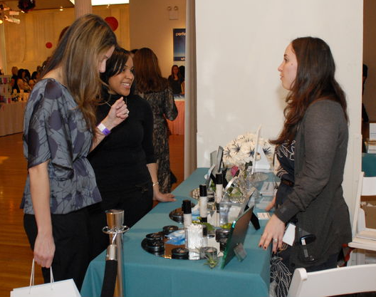 Take a Peek Inside the CEW Beauty Product Demonstration!