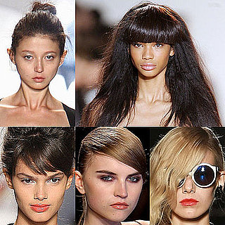 Spring 2009 Makeup and Hair Trends