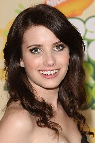 Emma Roberts at the 2009 Kids' Choice Awards