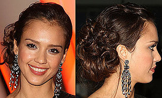 Jessica Alba's Hair Tutorial