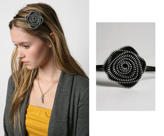 A Zippy Hair Accessory