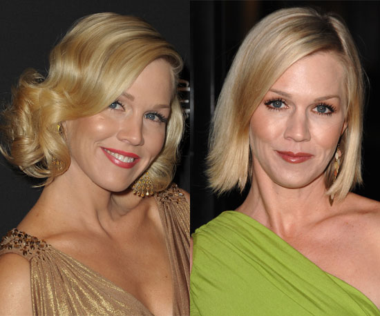 What style works better for Jennie Garth?