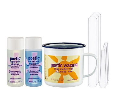 Reader Review of the Day: Bliss Poetic Waxing Kit