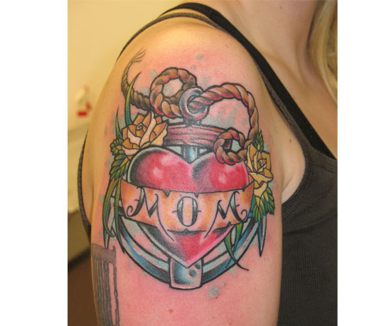 Get Inked For Mother's Day