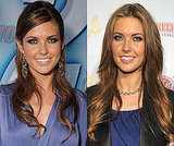 How do you prefer Audrina Patridge's color?