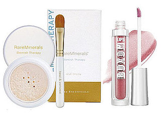 Friday Giveaway! RareMinerals Blemish Therapy and Bare Escentuals Buxom Lips