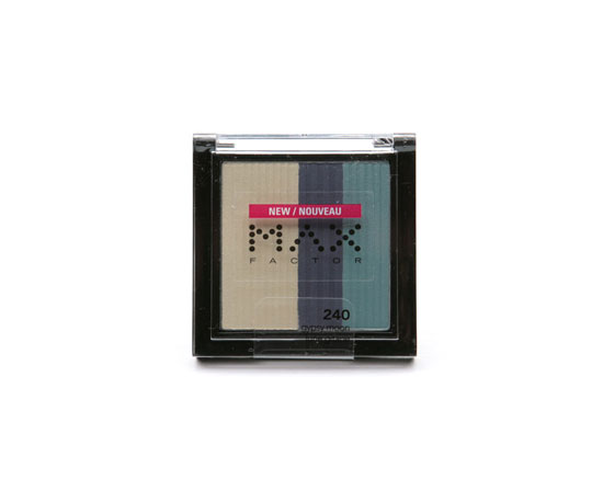 Max Factor Three Color Shadow