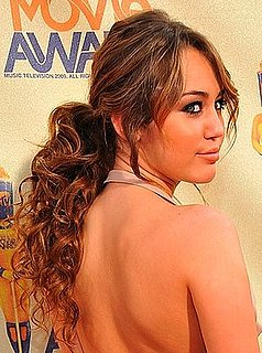 Miley Cyrus at MTV Movie Awards 2009