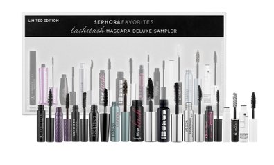 Saturday Giveaway! Sephora Lashstash Mascara Deluxe Sampler