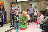Tori Spelling's Top 5 Potty Training Tips