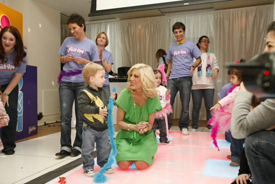 Tori Spelling's Top 5 Potty-Training Tips